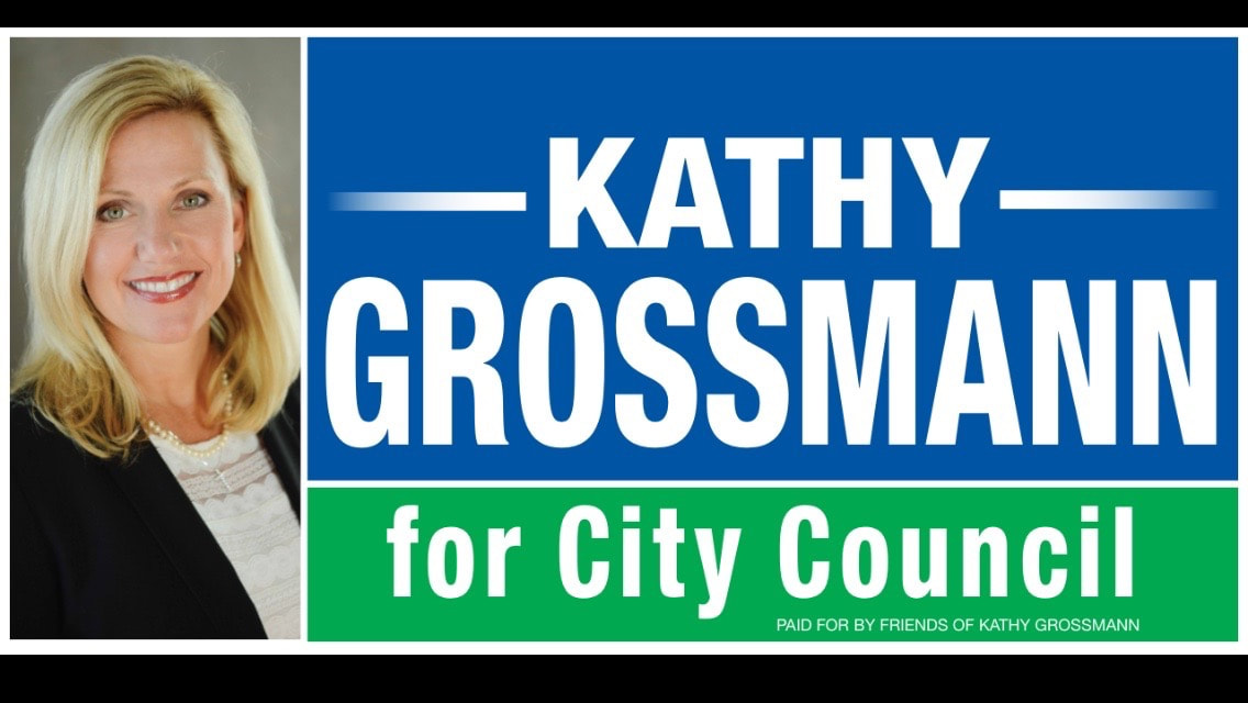 Kathy Grossmann for Mason City Council